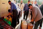 توزیع نفت در ۳۵ روستای بروجرد