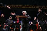 ارکستر سمفونیک تهران    روایت چکناوریان از دفاع مقدس