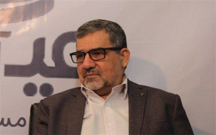 داود محمدی نماینده تهران