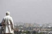 آلودگی هوای مشهد وارد پنجمین روز پیاپی شد