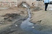 انتشار بوی نامطبوع در پاکدشت