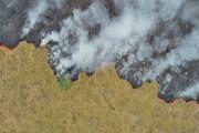 آتشسوزیهای آمازون یخچالهای طبیعی را ذوب میکنند
