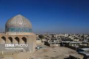 پلهپله از فرش تا عرش گنبد شیخ لطفالله
