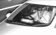 شکار رانندگان گوشی به دست با دوربین | هدف: کاهش قربانیان حوادث جادهای