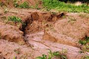 فرسایش خاک در چهارمحال وبختیاری ۴ برابر میانگین جهانی است