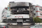 ۱۵ میلیارد ریال به خانه جوان در ناآرامی شیراز خسارت وارد شد