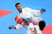 طلای اسپانیا برای ستاره کاراته قم