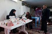 ویزیت رایگان بیش از ۱۰ هزار نفر در روستاهای محروم اسدآباد