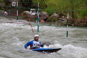 دزفول میزبان مسابقات قایقرانی آبهای خروشان کشور