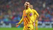 هفته ۱۵ لالیگا؛ پیروزی بارسلونا به لطف مسی و درخشش تر اشتگن