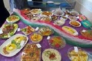 جشنواره خیریه غذا در سمنان برگزار شد