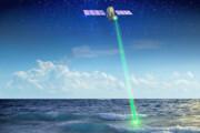 ردیابی آبزیان به کمک لیزر فضایی