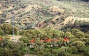 طرح کمپینگ اقامتی پارک جنگلی یاسوج ۸۰ درصد پیشرفت فیزیکی دارد