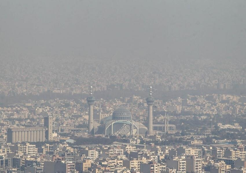 اصفهان آلودگي