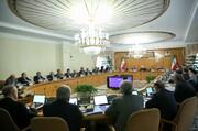 ۱۰ مصوبه مهم هیئت دولت | گزارش وزیر بهداشت از کرونا به رئیس جمهور
