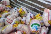 عرضه گوشت مرغ پایینتر از نرخ مصوب دولتی در آذربایجان شرقی