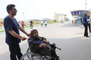 همسانسازی بندر شهید حقانی با نیازهای مسافران خاص | سفر رایگان دریایی معلولان در روز ۱۲ آذر