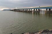 حجم آب دریاچه ارومیه ۳ برابر شد