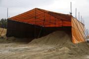 برپایی ۱۱ ستاد برف روبی در سطح شهر سنندج