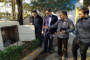 شتابنگار زلزله در آستارا نصب و راهاندازی شد