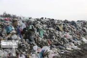 سرانه تولید زباله همدانیها بالاتر از میانگین کشوری است