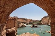 سازههای آبی تاریخی شوشتر لایروبی میشود