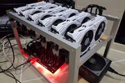 ۱۷۰ دستگاه استخراج ارز دیجیتال در دلیجان توقیف شد