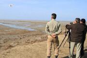 سرشماری پناهگاه حیات وحش کیامکی در جلفاآغاز شد