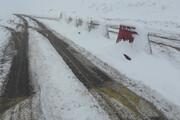 راه دسترسی به ۲۵ روستای اشنویه بازگشایی شد