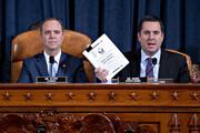 انتشار گزارش کمیته اطلاعات مجلس نمایندگان آمریکا درباره استیضاح ترامپ