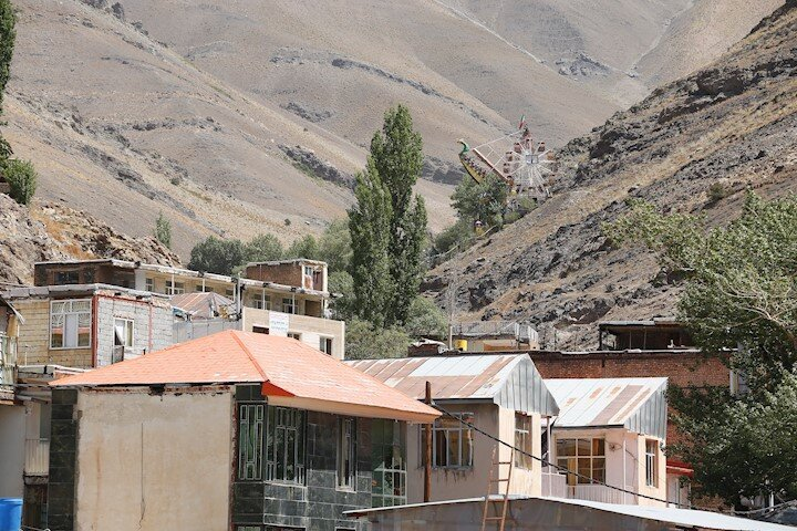روستای امامزاده داوود