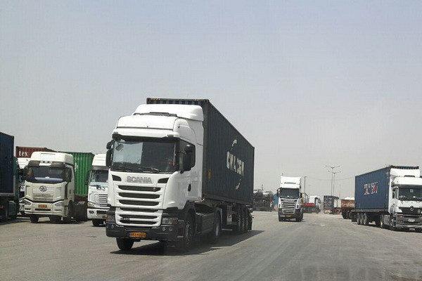 ترانزیت کامیونی