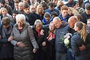 عکس روز: یادبود کشتههای چاقوزنی پل لندن