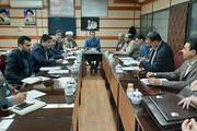 رفع تملک از ۱۱ واحد تولیدی در قزوین بررسی شد