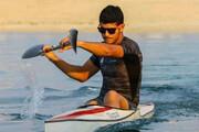 قایقران کیش به مدال برنز قهرمانی کشور دست یافت
