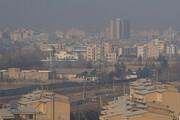 تشریح دلایل آلودگی هوای همدان