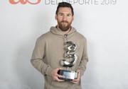 جایزهای دیگر برای مسی پس از توپ طلای ششم