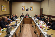 داوطلبان به مسائل قومی و تقسیمات کشوری وارد نشوند