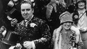 تصاویر مراسم ازدواج هیچکاک و الما رویل ۹۳ سال پیش
