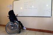 خیابان «گلها» میزبان معلولان پایتخت