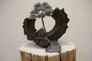 تصویر | نمایشگاه آثار سیمی