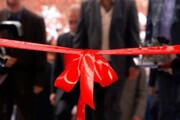 نمایشگاه دستاوردهای معلولان در مهریز افتتاح شد