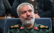 هشدار جدی یک سردار سپاه به آمریکا | آمریکاییها به خلیج فارس بیایند تا در دسترس ما باشند