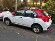 تصاویر جدید خودروی کوییک دو رنگ سایپا