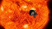 کاوشگر پارکر رازهای خورشید را آشکار میکند
