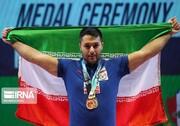 وزنهبردار ملیپوش ارومیهای به اردوی تیم ملی دعوت شد