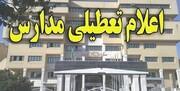 آنفلوآنزا تمام مدارس سیستان و بلوچستان را تعطیل کرد