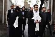 فیلم | داماد روحانی در انتخابات ثبت نام کرد | از پدر زنم اجازه گرفتم