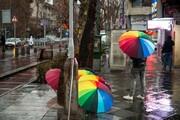 ایران بارانی میشود؛ تهران سردتر
