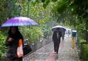 بارش پراکنده باران در ارتفاعات تهران پیشبینی میشود